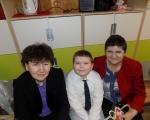 dzien babci i dziadka w grupie Biedronek