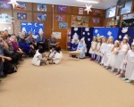 dzien babci i dziadka w grupie Misiów