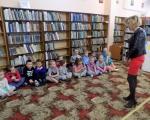 Misie w bibliotece