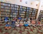 Misie w bibliotece-23.05.2018