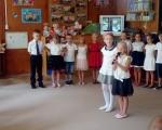 """Pozegnanie w grupie """"Promyki""""-21.06.2018"""