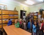 Przedszkolaki w bibliotece-09.10.2017