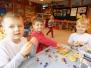 Wesołe zabawy w przedszkolu