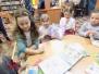 Z wizytą w bibliotece-zajęcia kółka czytelniczego