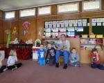 Zajęcia otwarte dla rodziców w grupie Biedronek
